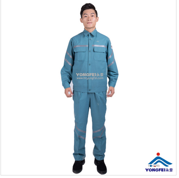 High Visibility Breathable Summer Flame Retardant Reflective Workwear