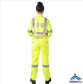 Fluorescein Protex Flame Resistant Reflective Workwear