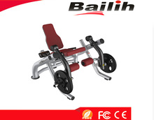 Latest Gym Machine Bailih Free Weights Serial Linear Leg Press/Indoor Fitness Exercise Equipment