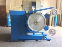 new diamond wire saw machine for granite quarry