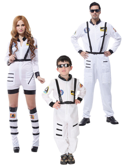 astronaut cosplay costume halloween costumes for adult and kids
