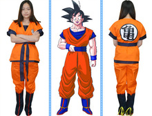 Dragonball cosplay costumes China supplier