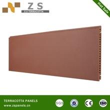 curtain wall terracotta panels decorative wall panels