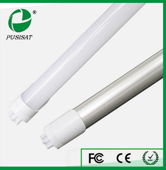 transparent/ milk/cover High power led t8 tube light 600mm 9w CE ROHS