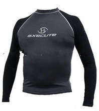 UV Lycra Surfing Rash Guard