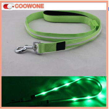 New Design Super Shining Electric Led Dog Leash