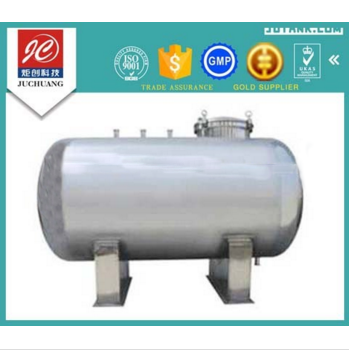 High quality sanitary stainless steel water storage tank