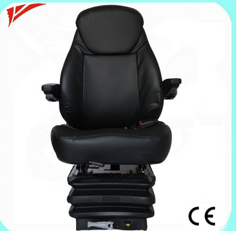 Luxury Swivel mechnical suspension seat for harvester