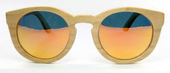 Handmade cheap wooden sunglasses