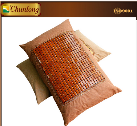 2016 hot selling 100% nature bamboo pillow cover