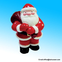 Father Christmas Cake Decoration Figurine