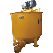 YJ-400 cement mixers sale used for wheel loader.