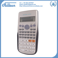 FS-82ES 2015 HOT selling 10 digit scientific basic calculator