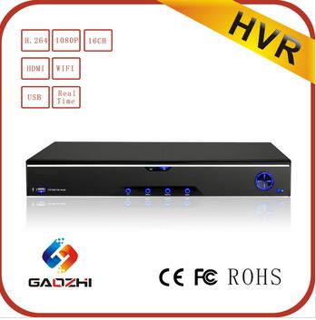 24CH HVR -- 960P Analog / 720P AHD /1080P IPC 3 in1 Hybrid AHD DVR