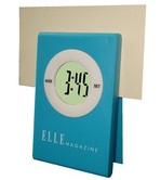 FS-2023 office use mini cloroful clip clock