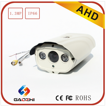 1.3 Megapixel IR CUT COMS IP66 Analog Camera Outdoor Box Camera AHD