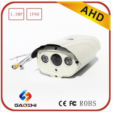 1.3 Megapixel IR CUT COMS IP66 Analog Camera Outdoor Box Camera AHD