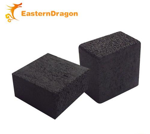 cubic Rotana hookah charcoal, cubic bamboo hookah charcoal, the most popular cubic shisha charcoal