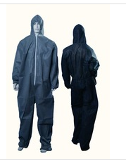 DISPOSABLE SAFETY CLOTHING