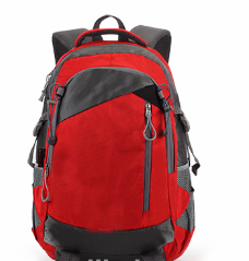 Wholesale outdoor polyester material backpack bag sport backpack