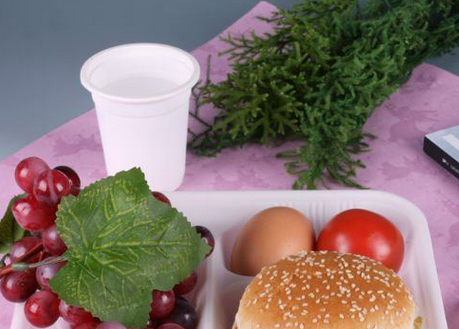 biodegradable fast food packaging box