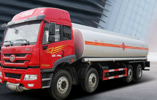 FAW 8X4 oil tanker truck 30000L good quality hot sale for sale  fuel tank truck