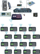 Wireless language lab system digital language laboratory HL-9000