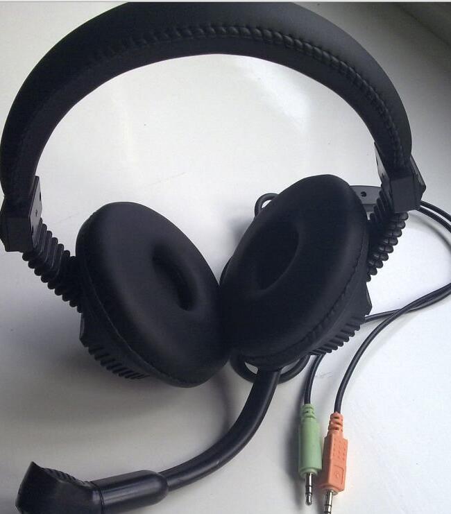 HL-898 Stereo language laboratory headset