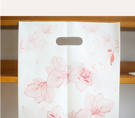 Plastic colorful PP Wedding Gift Reusable Bag PP shopping plastic bag