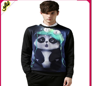 Sublimation Crewneck Sweatshirt Custom