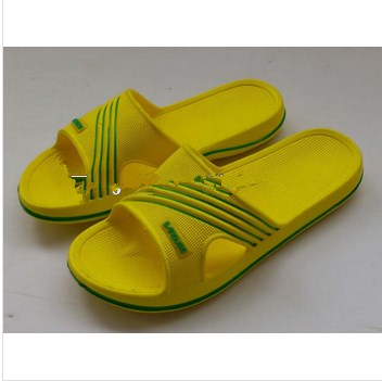 2014 most popular indoor eva foam injection slipper for men and lady