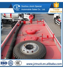 Top quality and best price of Export to Africa water and gig foam tank fire truck of The price of cheap