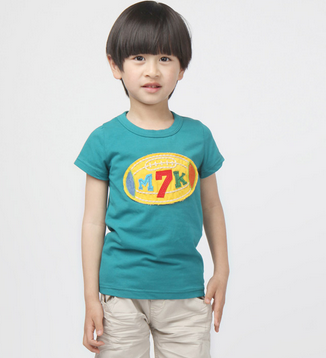 kids 100 cotton printed t shirt