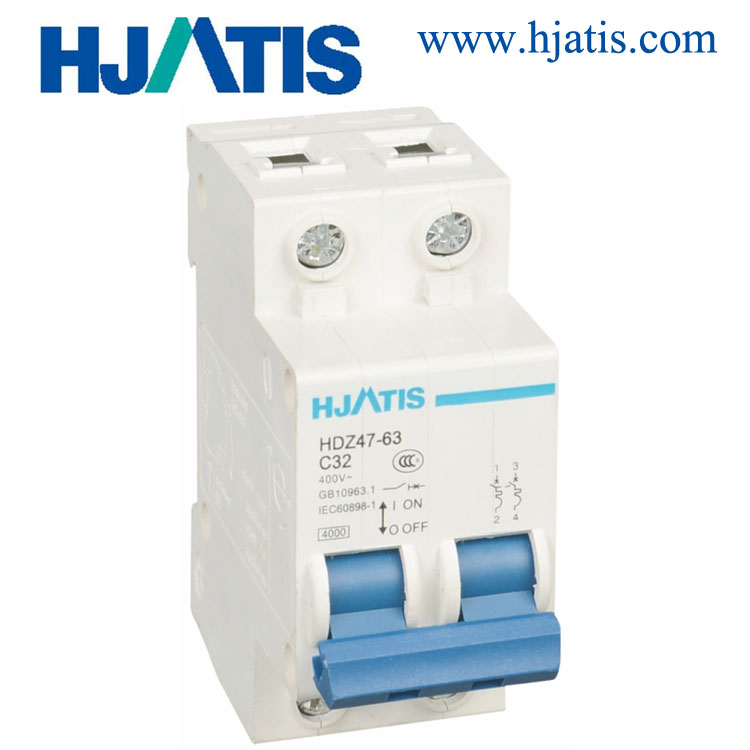 HDZ47-63 Mini circuit breaker(MCB)