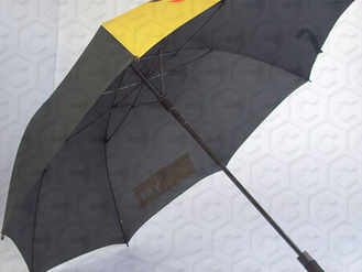 top quality 32'' golf umbrella promotion umbrella with nice logo printing