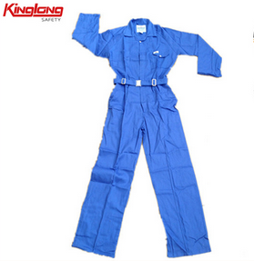 KINGLONG 2014 Hot Selling Wuhan Workwear Factory Middle East Market Coverall