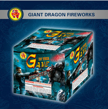 Christmas/4th July Big Cake Fireworks 32 Shots Cakes 1.4G Consumer Fireworks