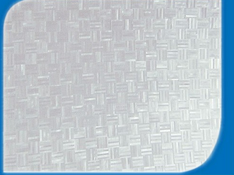 white pvc decoration sheet