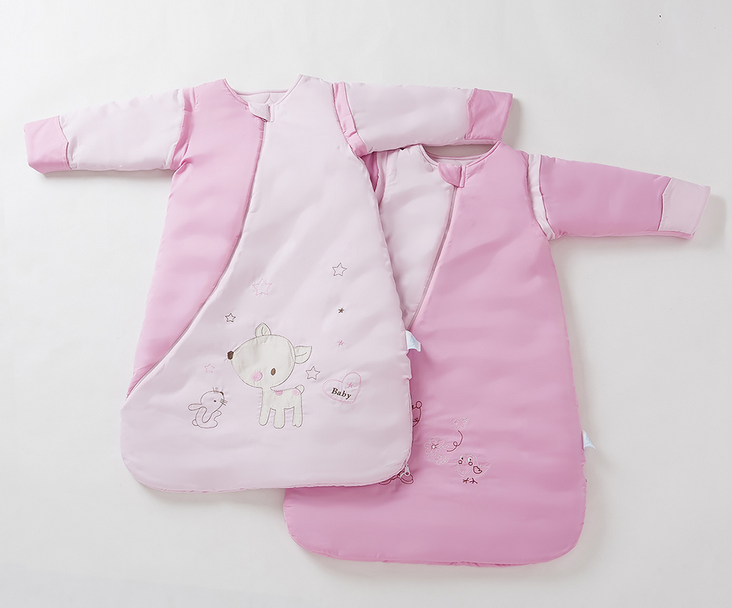 kids 100% cotton sleeping bags winter warm infant sleeping bags