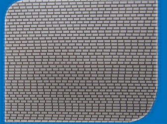 Laminated pvc acrylic sheet for wall decoration materials