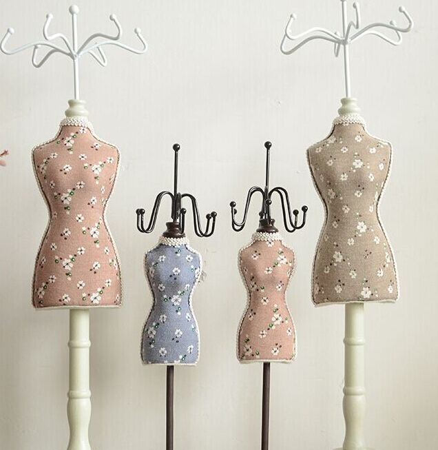 girl friend creative sweety gift model jewelry rack for love