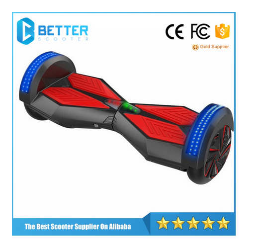 2016 Max Latest Electric Skateboard in smart drifting style with two wheels in 36 V, hoverboard