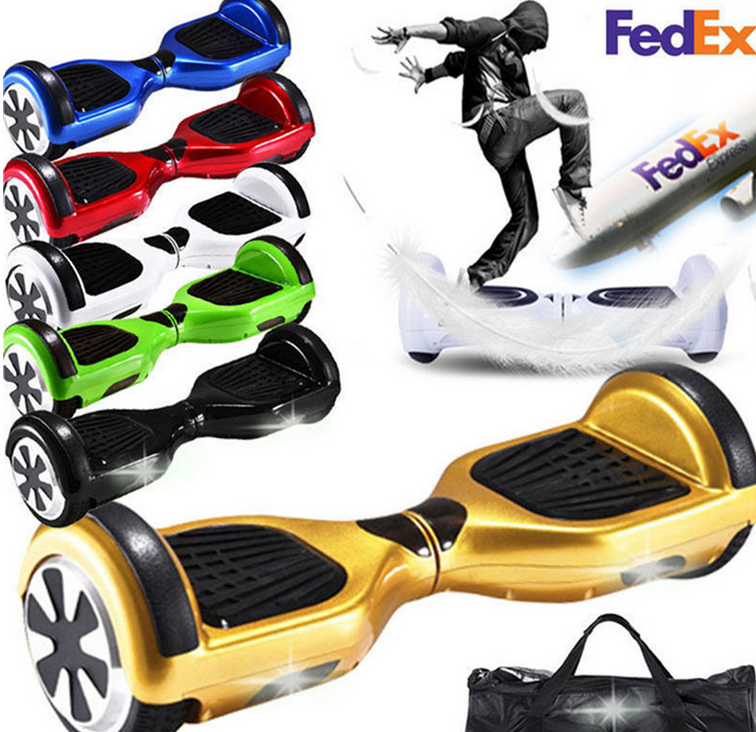 Most fashion Rohs/FCC/CE Cheap Hoverboard self Balancing Electric Unicycle Scooter
