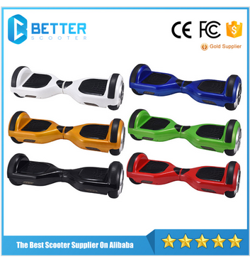 FREE Shipping  Classical shockproof 6.5 inch smart balance wheel two wheel smart balance electric scooter