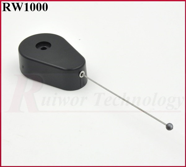 Drop-shaped Retractable Rope