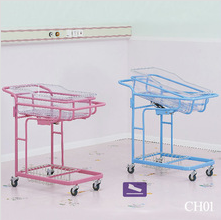 CE FDA ISO13485 CH01 Baby cot hospital baby bassinet