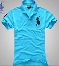 2015 new design cotton men polo