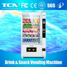Fragile Vending Machine With Elevator