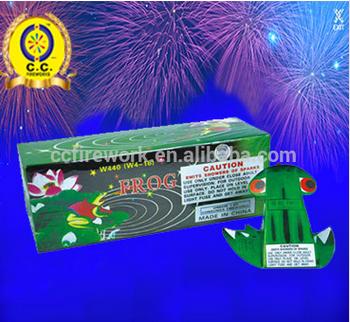 wholesale high quality w427 w440 w474 w602 w604 w623 frog toy fireworks