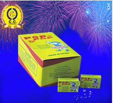 wholesale high quality names of indoor outdoor stage toy consumer pop pops fireworks and firecrackers for sale